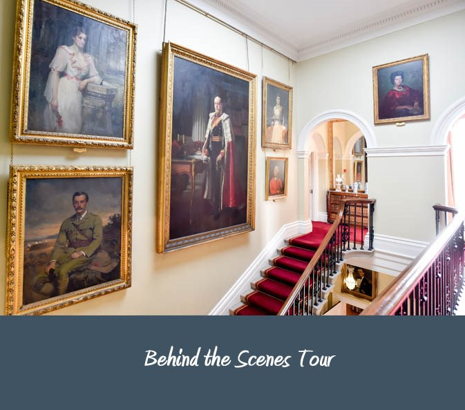 'Upstairs, Downstairs' Behind the Scenes Tour