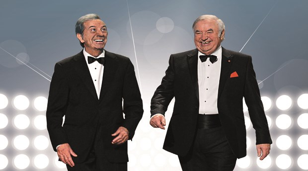 Des O'Connor & Jimmy Tarbuck Live