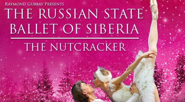 The Russian State Ballet of Siberia - The Nutcracker