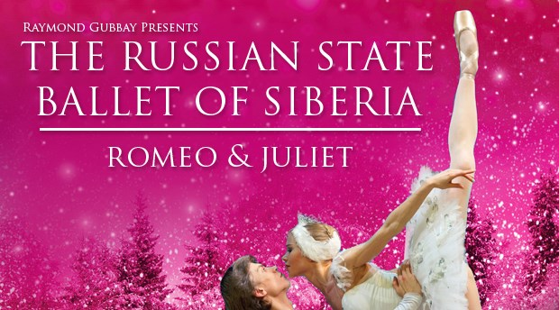 The Russian State Ballet of Siberia - Romeo & Juliet
