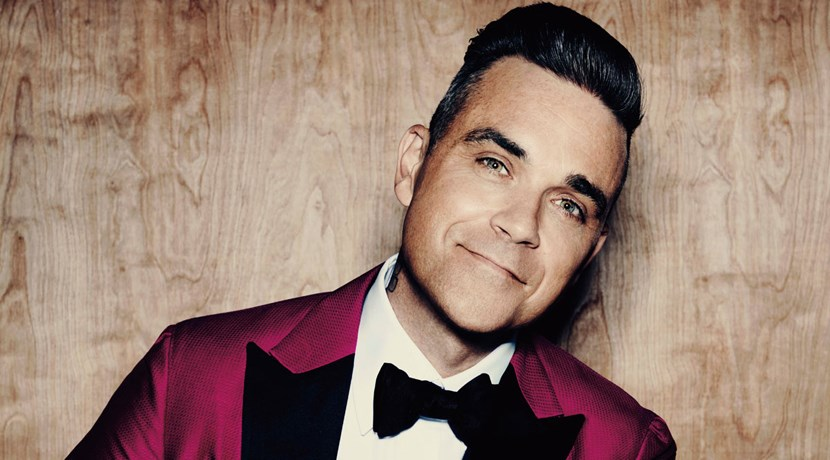 Support announced for Robbie Williams' tour