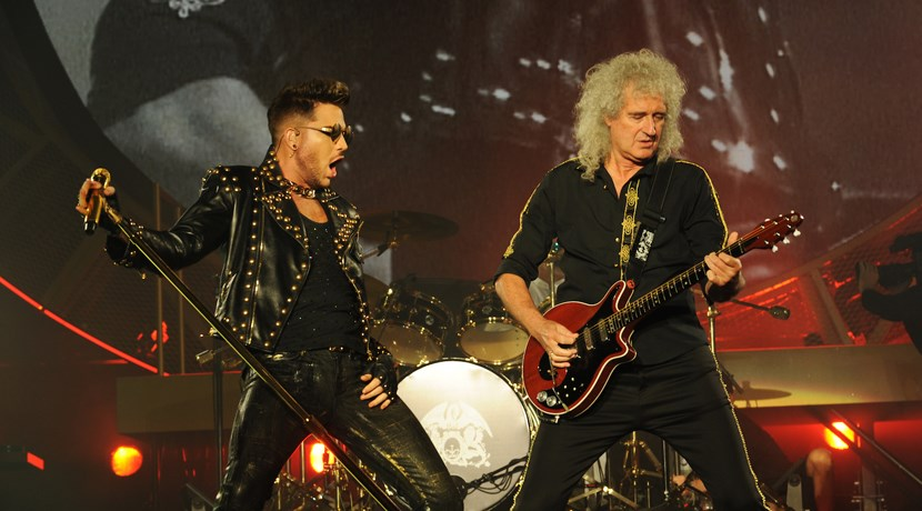 Queen + Adam Lambert announce UK tour