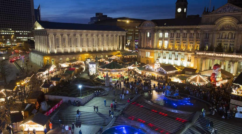 Birmingham German Market 2017 dates revealed