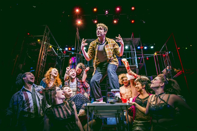 RENT the Musical celebrates 21 years at Belgrade Theatre