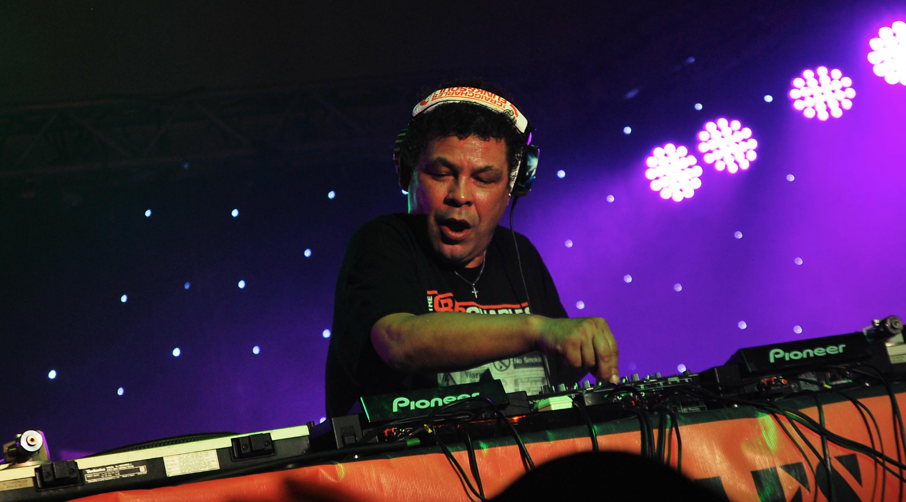 Red Dwarf star to DJ in Shrewsbury