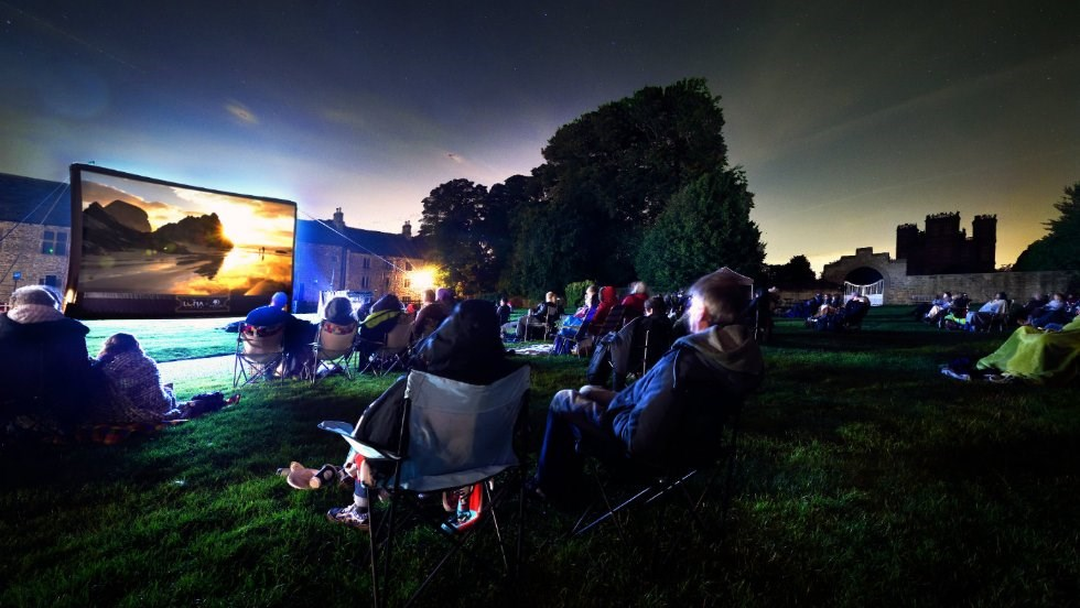 Outdoor Theatre at Attingham Park