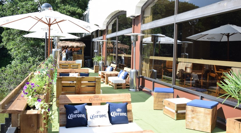 Corona terrace bar to open in Birmingham