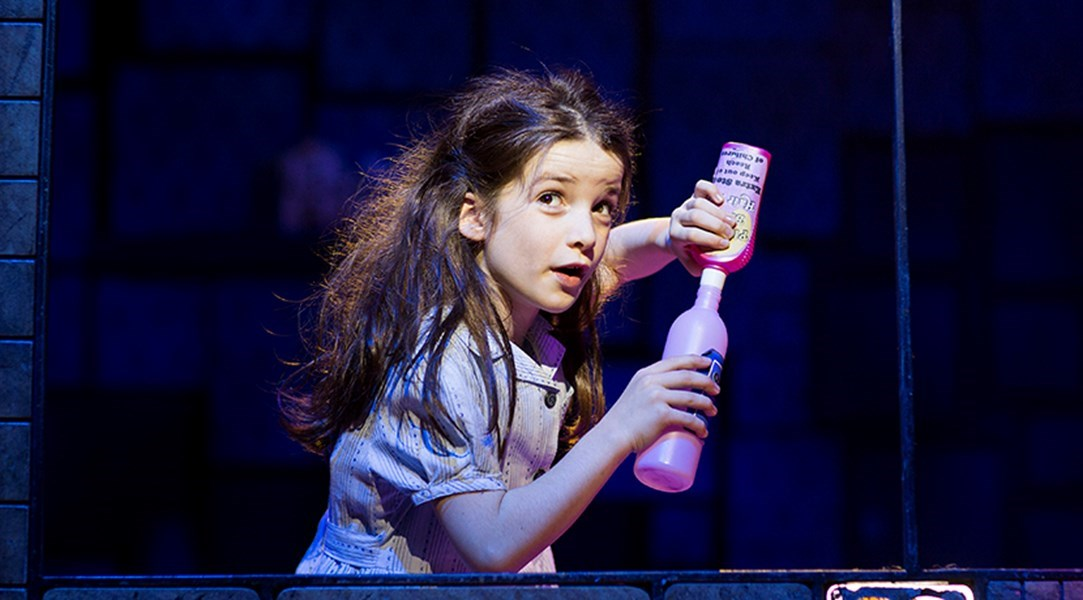 Matilda coming to the Midlands...