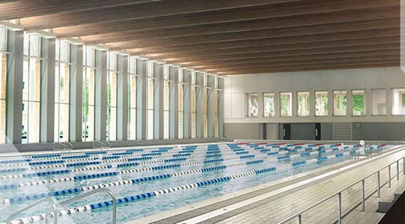 Uni of birmingham 39 s 50m sport and fitness club University of birmingham swimming pool