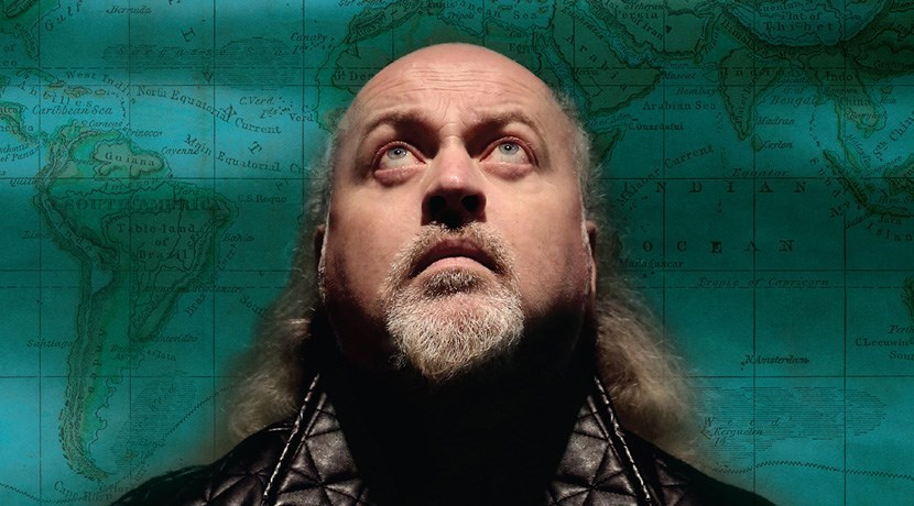 Bill Bailey announces a new tour