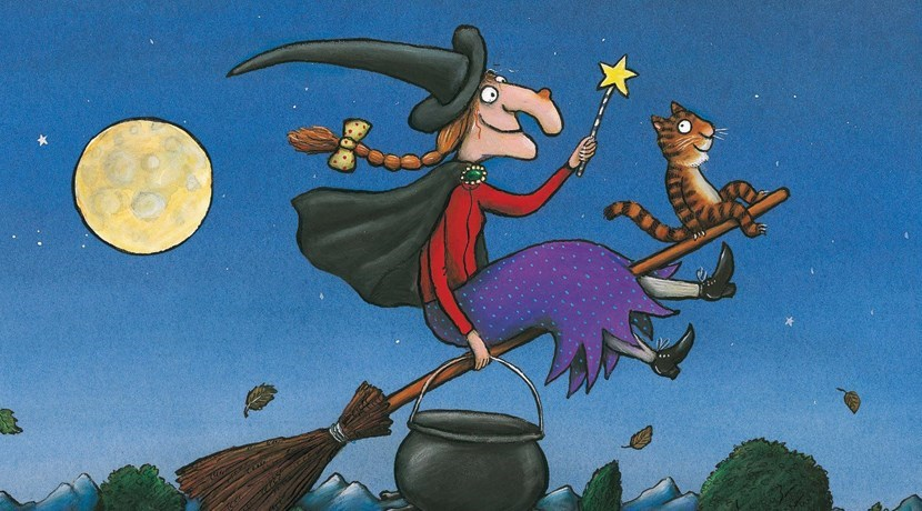 Tickets to Room On The Broom