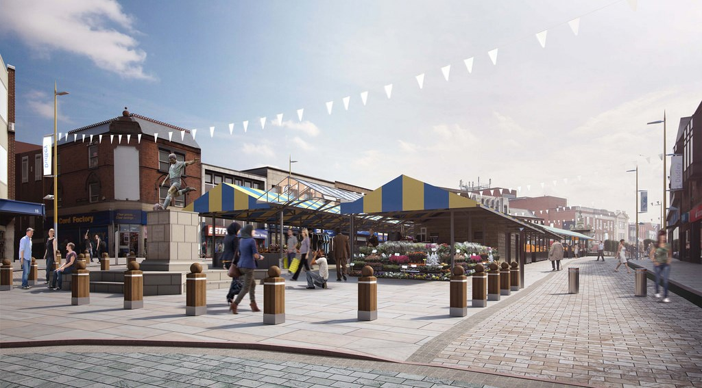 Exciting times for Dudley Market