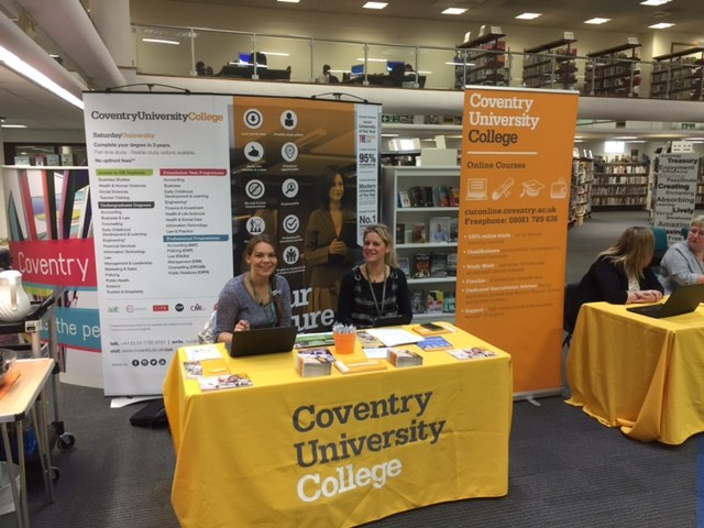 Discover new opportunities at Coventry's Festival of Learning