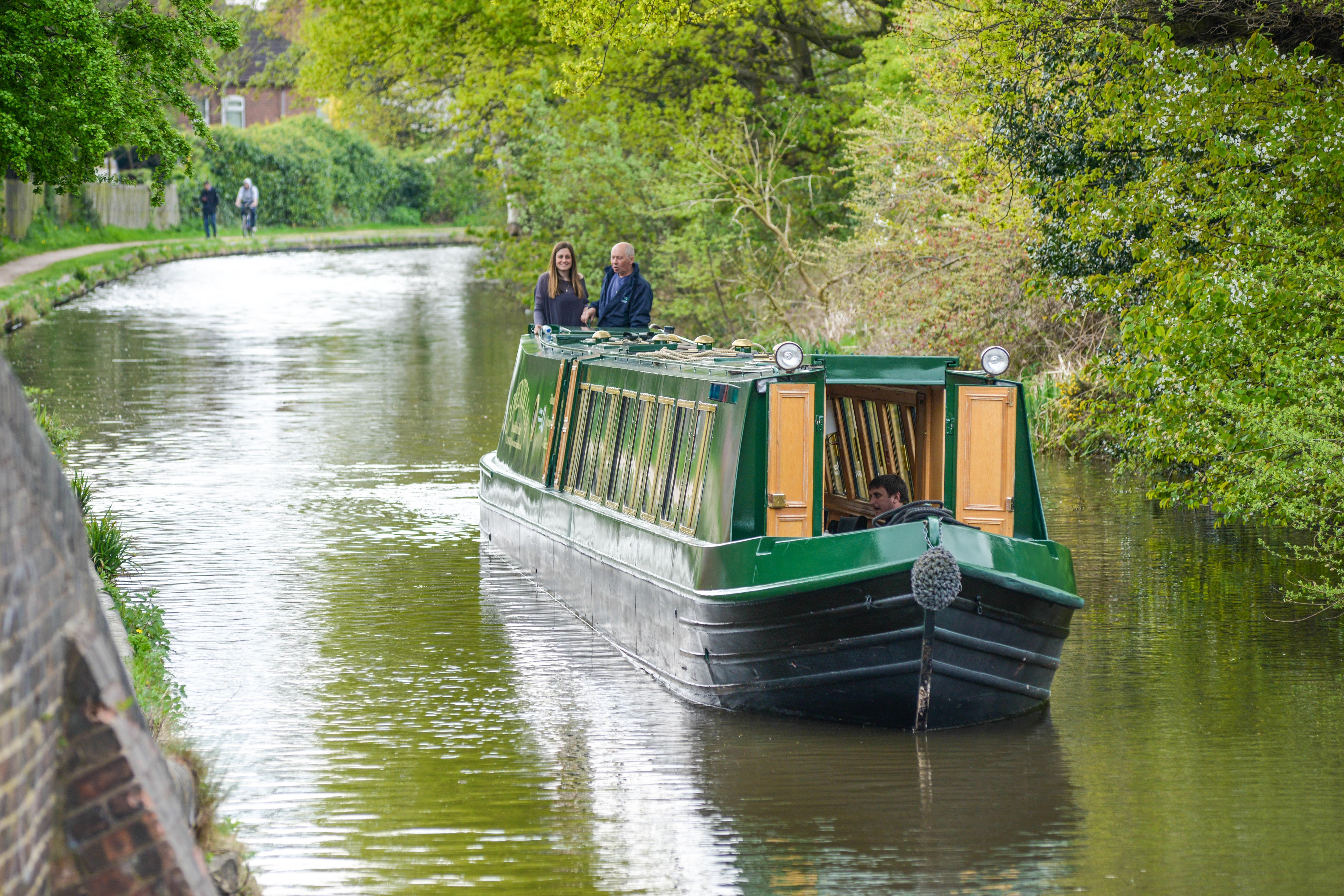 Come aboard the Coventrian for charity fundraising cruises