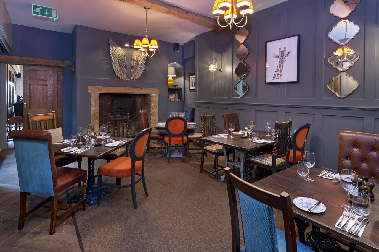 The George Townhouse open after major refurbishment