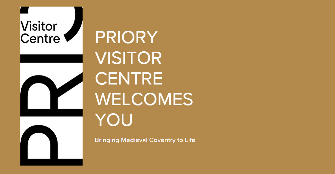 Coventry Priory reopens to the public
