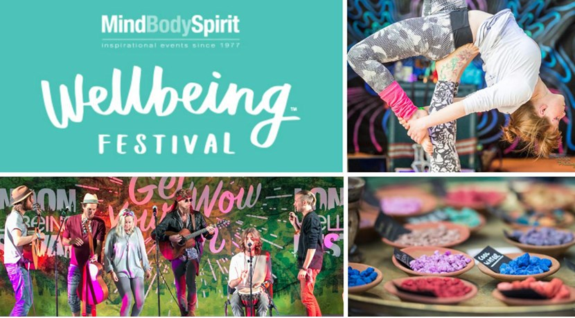 The Mind Body Spirit Wellbeing Festival