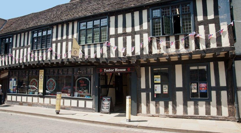 Tudor House Shortlisted for Family Friendly Museum Award