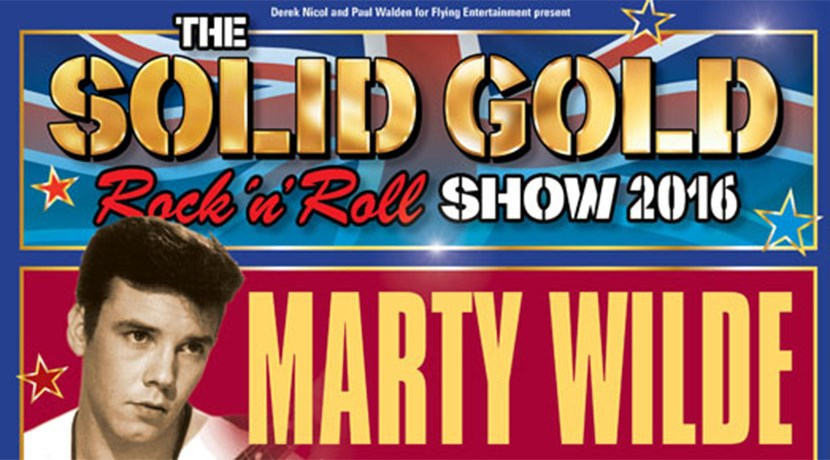 The Solid Gold Rock 'n' Roll Show 2017