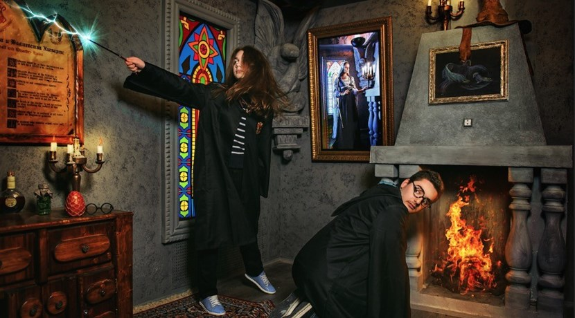 Shakespeare & wizardry inspire new Stratford EscapeLive