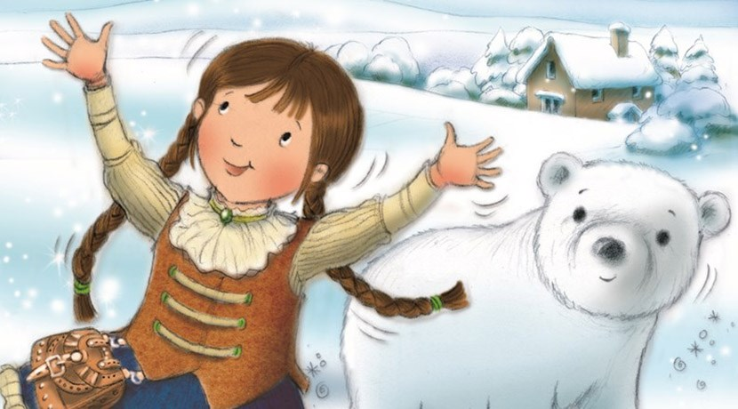 Lily and the Little Snow Bear