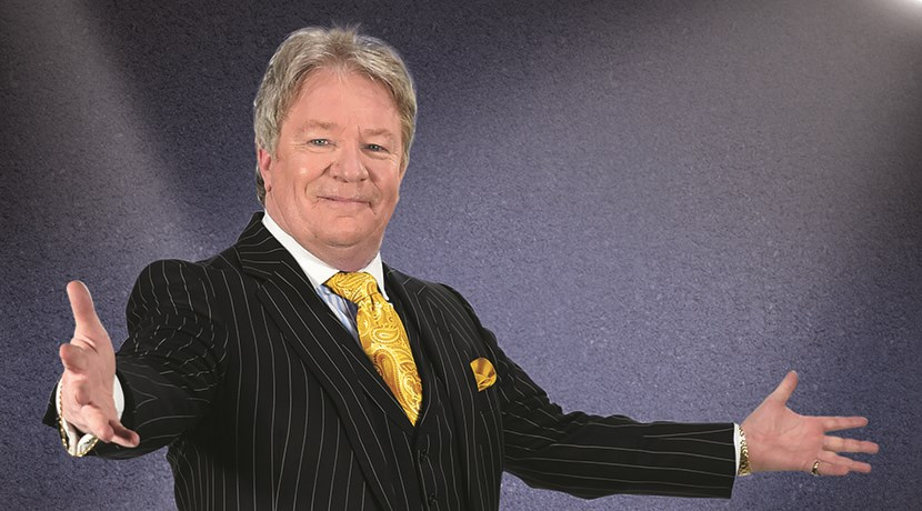 Jim Davidson - On The Road Again