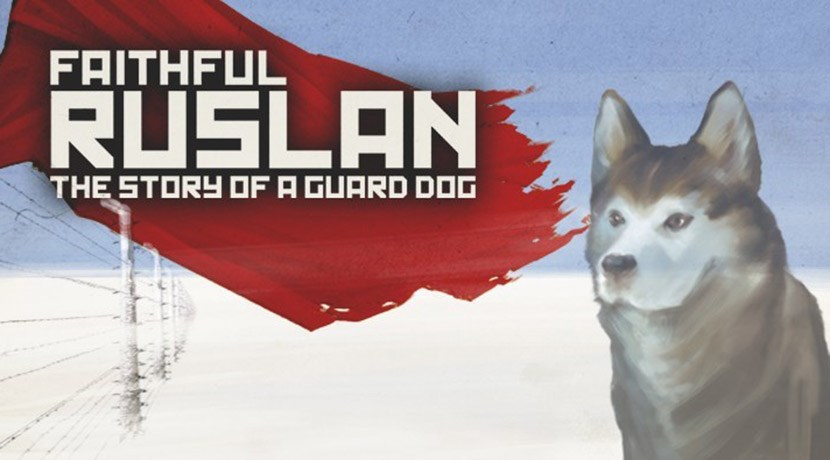 Faithful Ruslan - The Story of a Guard Dog