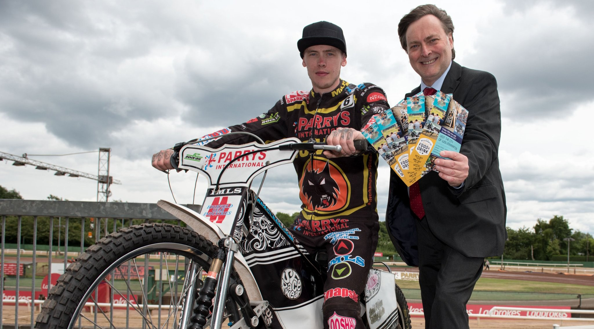 'Visit the City' programme revs up with Wolves speedway offer