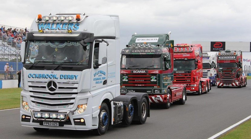British Truck Championship & Convoy in the Park
