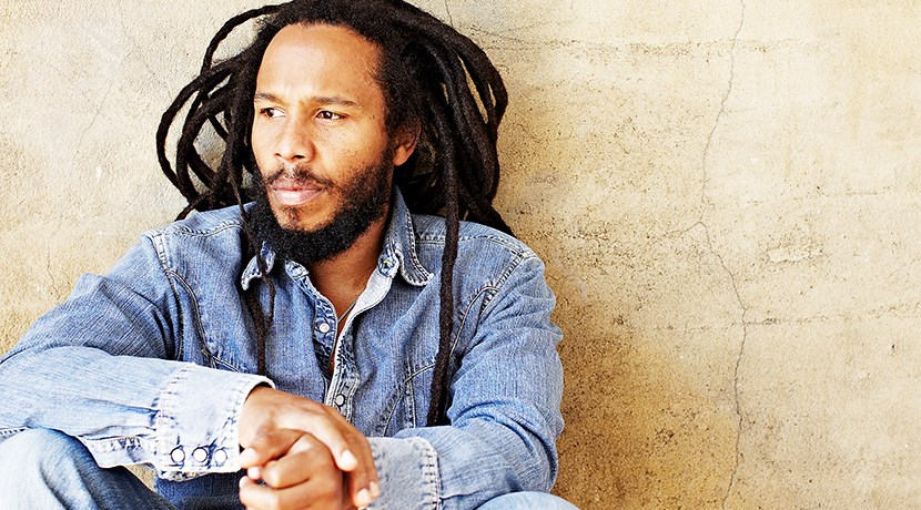 Ziggy Marley chats ahead of Boomtown