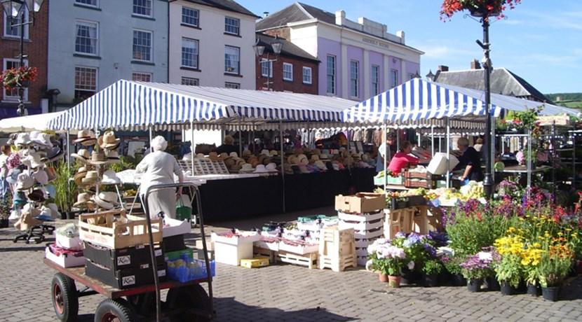 Wolverhampton Food Market