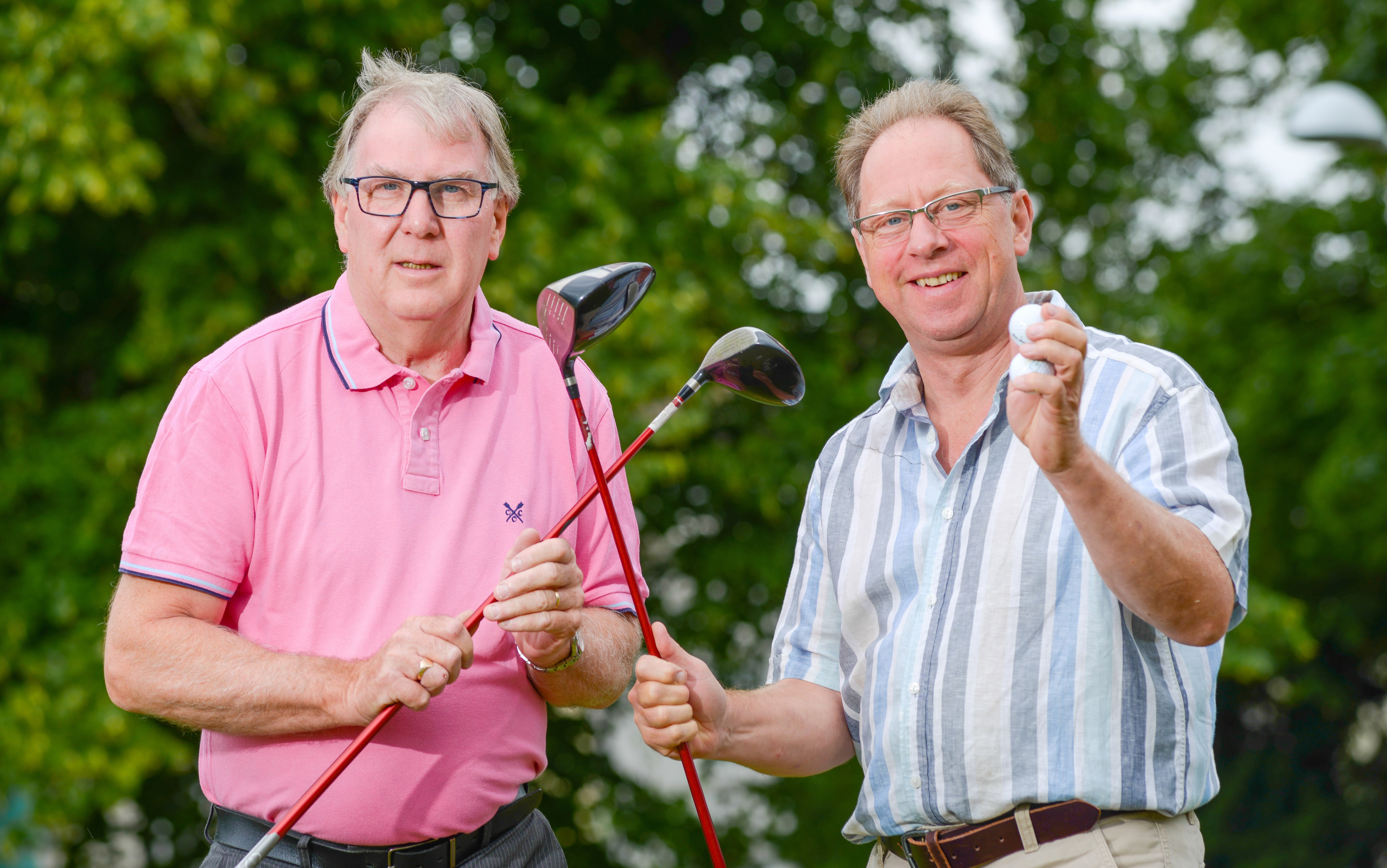 Participants sought for charity golf day