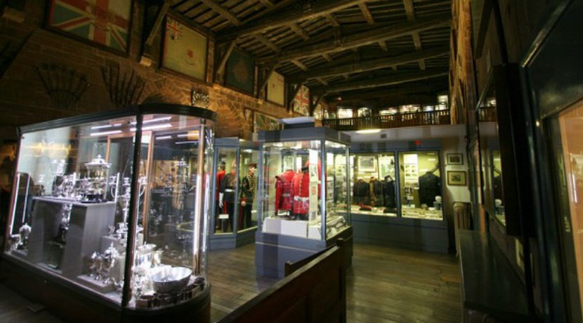 The Regimental Museum