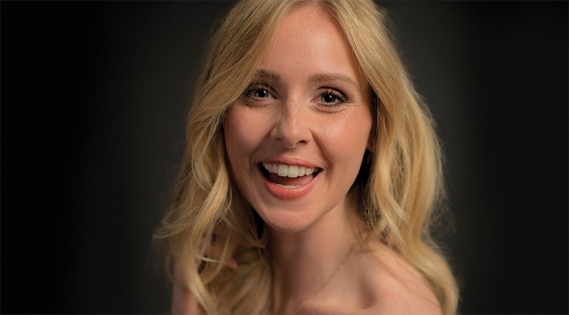 Diana Vickers talks ahead of Son Of A Preacher Man