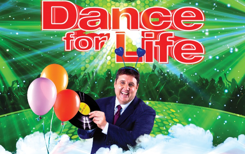 Peter Kay's Dance for Life returns to the Ricoh Arena in 2018