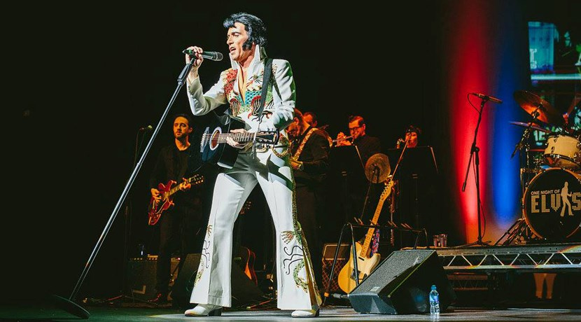 One Night of Elvis - Lee 'Memphis' King