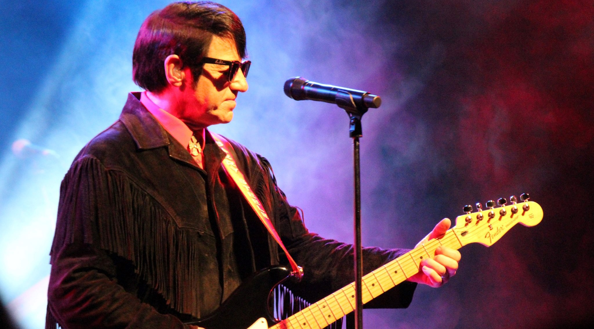 Barry Steele & Friends as The Roy Orbison Story