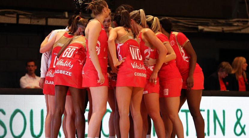 England Roses face Malawi Queens