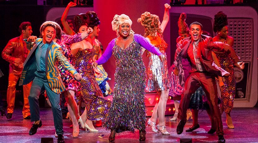 Brenda Edwards chats ahead of Hairspray