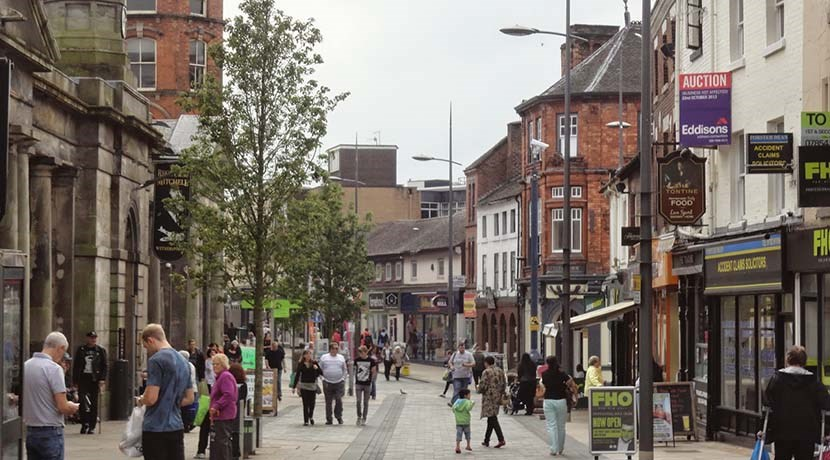 Exhibition Stands Stoke On Trent : Stoke on trent city centre