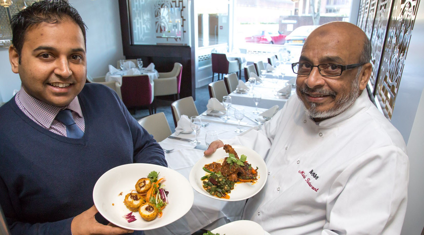 Bilash serves up 35 years of putting Wolverhampton on the national Curry map