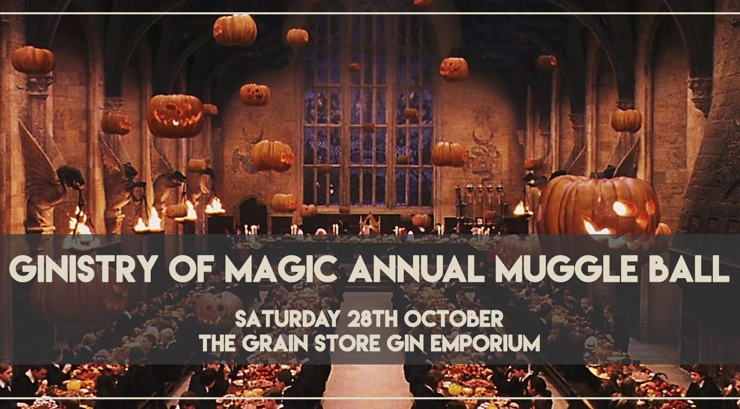 Ginistry of Magic Muggle Ball