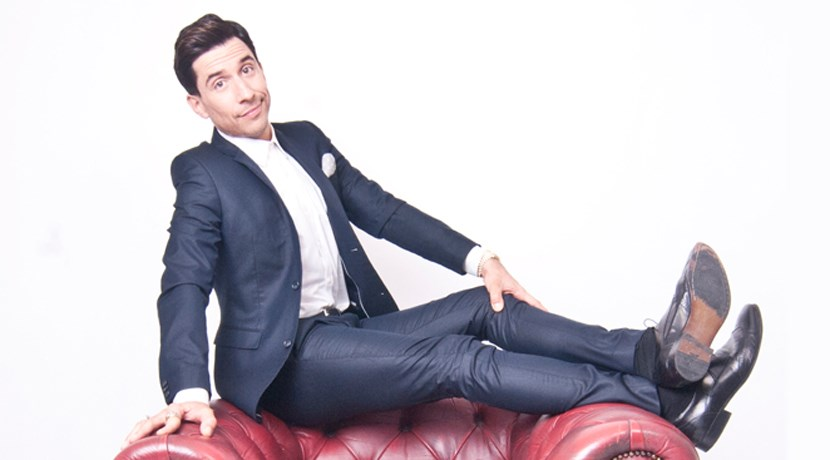 Russell Kane - Right Man, Wrong Age