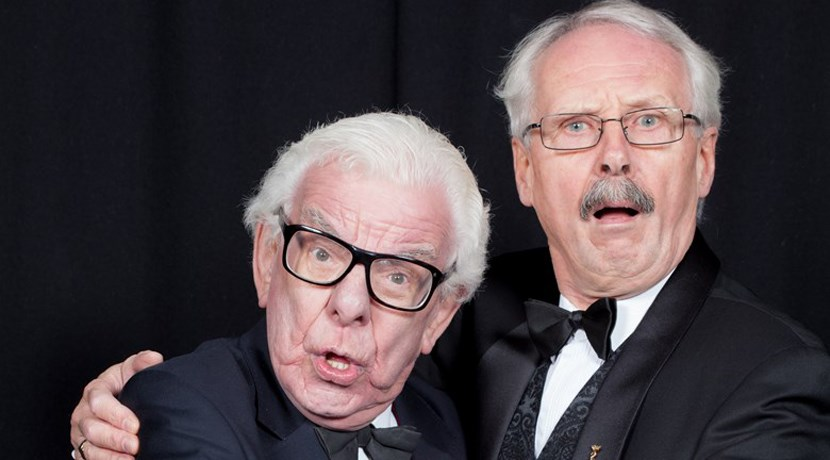 Barry Cryer & Colin Sell - Strictly Come Joking